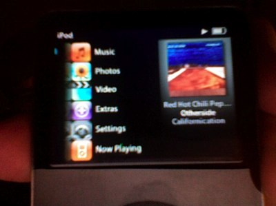 hack ipod 5g in itouch