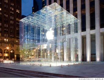 Fortune cubo Apple
