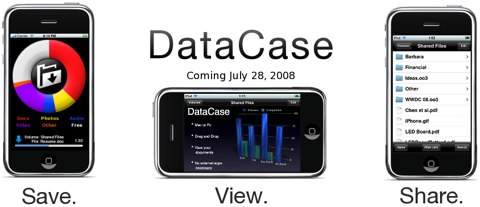 DataCase per iPhone