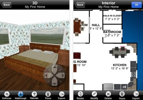 Home 3d disegna la tua casa in 3d nell iphone melamorsicata for Disegna la tua casa