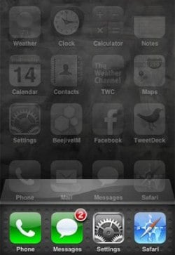 multitasking iOS 4