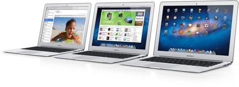 MacBook Air 2012