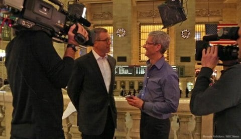 intervista Tim Cook