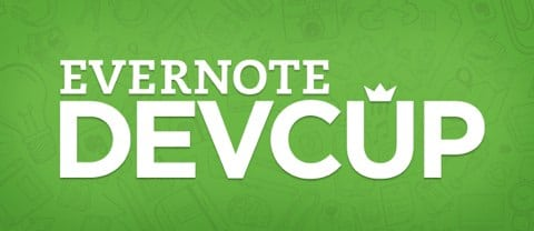 Evernote Devcup