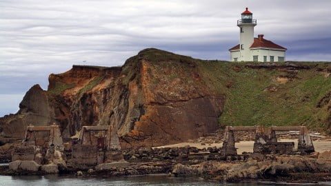 Gregory Point Lighthouse