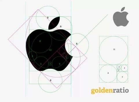 logo apple regola aurea