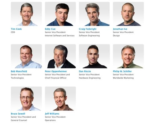 manager Apple