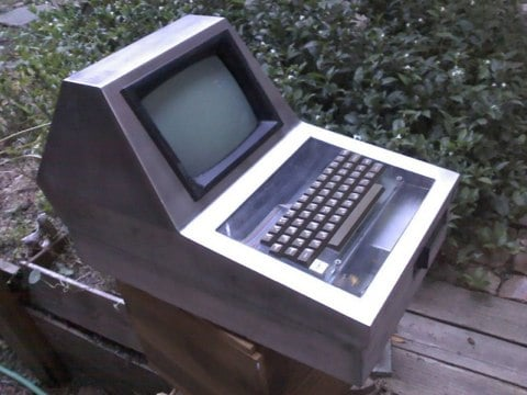 Apple II alluminio