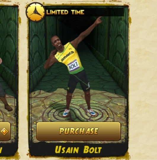 Temple Run 2 Bolt