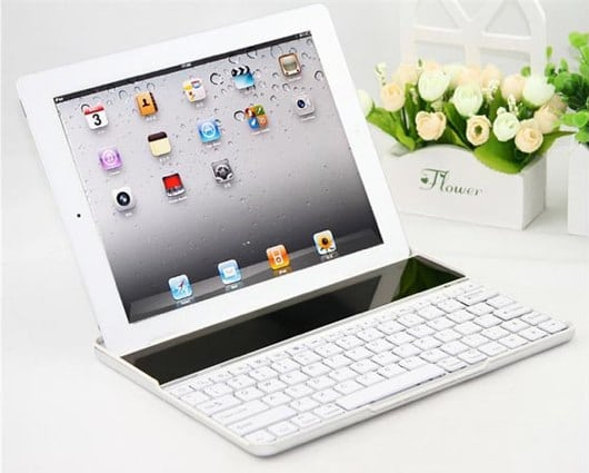 iPad Solar Keyboard