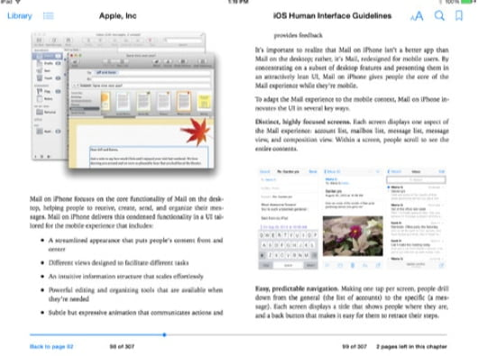 iOS Human Interface Guidelines