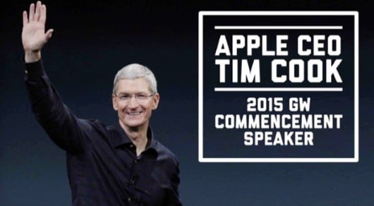 Tim Cook George Washington University