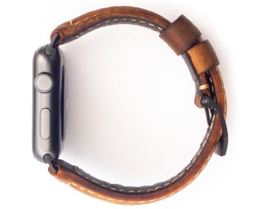 Cinturino pelle Apple Watch
