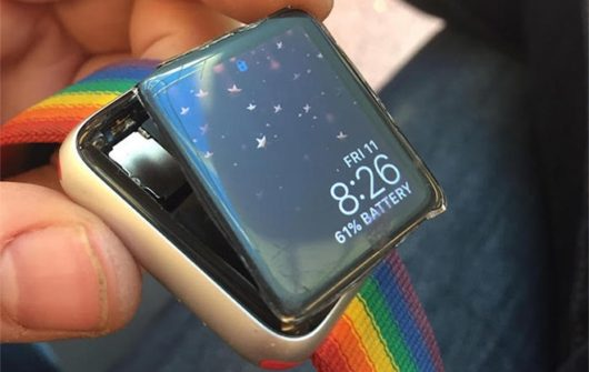Apple Watch rotto