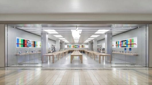 Apple Store Roseville