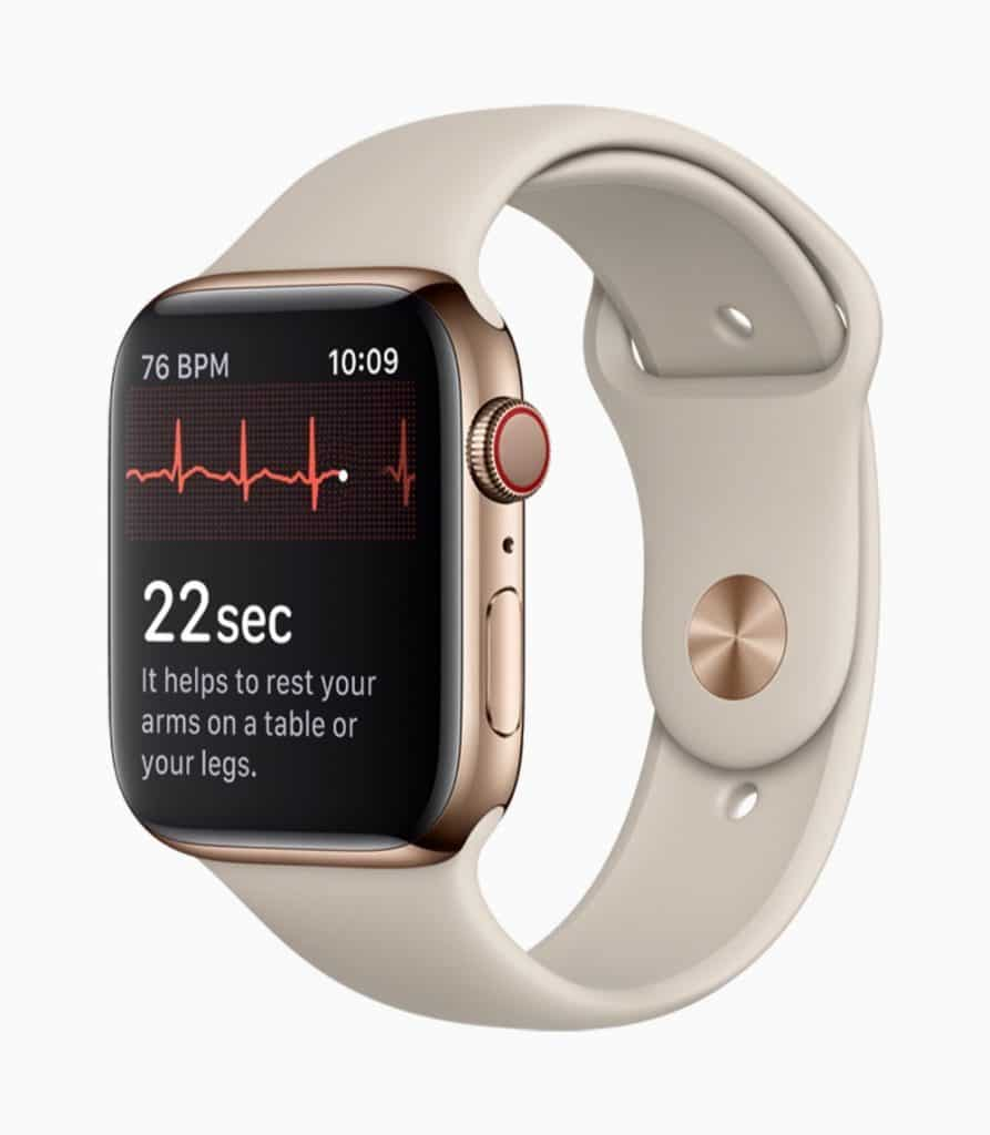 Apple Watch ECG
