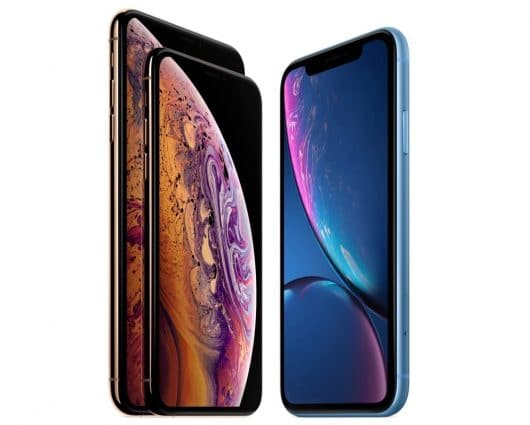 iPhone Xr e Xs