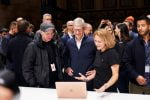 Tim Cook MacBook Air