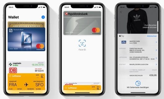 Apple Pay Germania