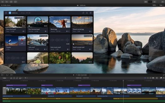 Final Cut Pro workflow