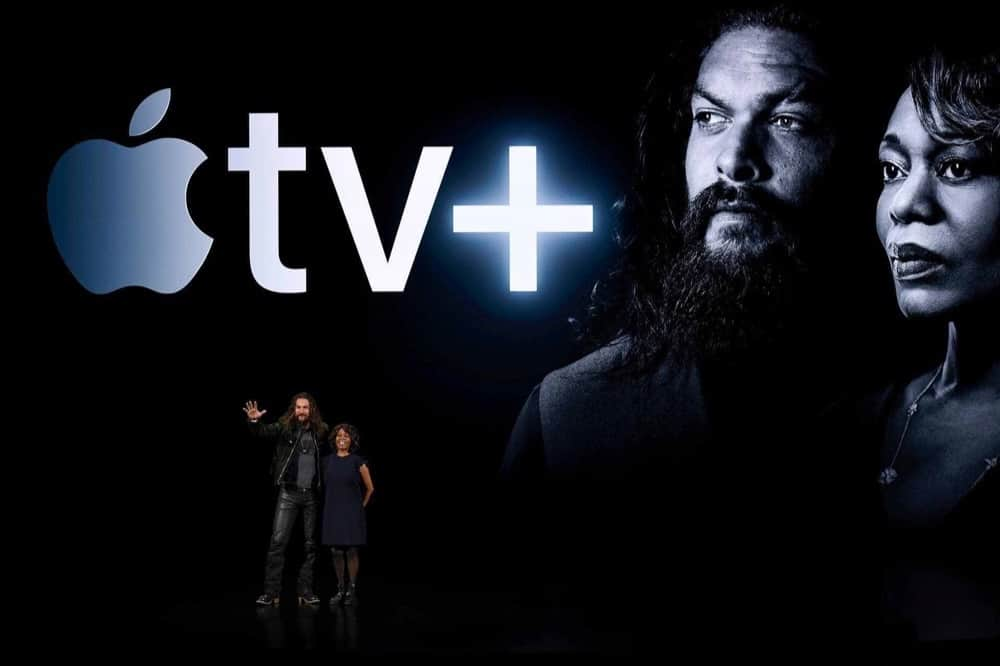 Apple TV+ Jason Momoa